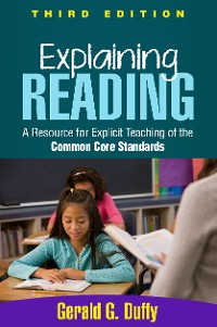 Cover Explaining Reading, Third Edition