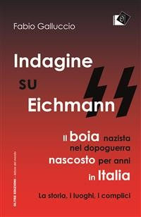 Cover Indagine su Eichmann