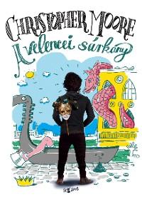 Cover A velencei sárkány