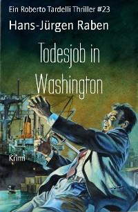 Cover Todesjob in Washington