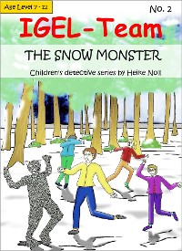 Cover IGEL-Team No. 2 - The Snow Monster