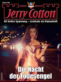 Cover Jerry Cotton Sonder-Edition 160