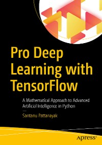 Cover Pro Deep Learning with TensorFlow
