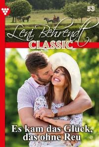 Cover Leni Behrendt Classic 53 – Liebesroman