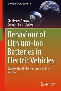 Cover Behaviour of Lithium-Ion Batteries in Electric Vehicles