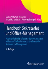 Cover Handbuch Sekretariat und Office-Management