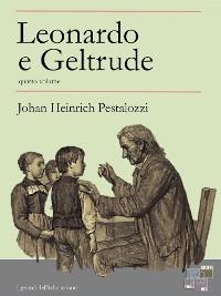 Cover Leonardo e Geltrude - quarto volume