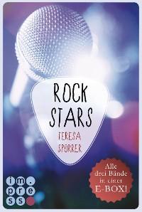 Cover ROCKSTARS. Band 1-3 in einer E-Box! (Die Rockstar-Reihe )
