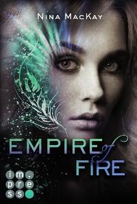 Cover Empire of Fire (Phönixschwestern 2)