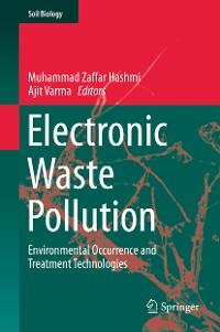 Cover Electronic Waste Pollution