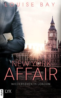 Cover New York Affair - Wiedersehen in London