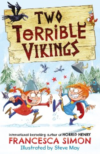Cover Two Terrible Vikings