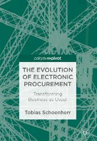 Cover The Evolution of Electronic Procurement
