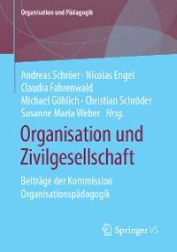 Cover Organisation und Zivilgesellschaft
