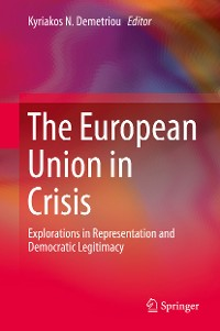 Cover The European Union in Crisis