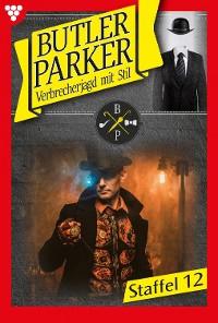 Cover Butler Parker Staffel 12 – Kriminalroman