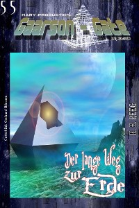 """Cover GAARSON-GATE 055: """"Der lange Weg zur Erde"""""""