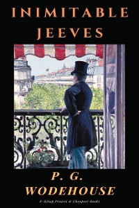 Cover Inimitable Jeeves
