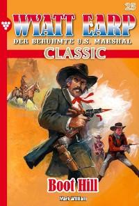 Cover Wyatt Earp Classic 25 – Western