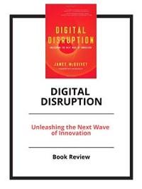 Cover Digital Disruption