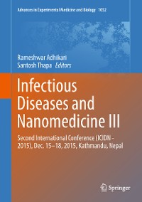 Cover Infectious Diseases and Nanomedicine III