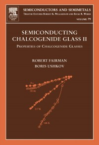 Cover Semiconducting Chalcogenide Glass II