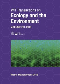 Cover Waste Management and the Environment IX