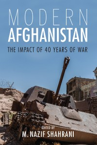 Cover Modern Afghanistan