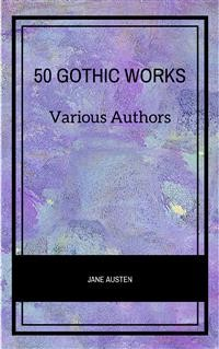 Cover 50 Gothic Works