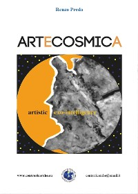 Cover Artecosmica. Artistic exo-intelligence