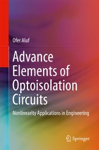 Cover Advance Elements of Optoisolation Circuits