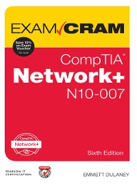 Cover CompTIA Network+ N10-007 Exam Cram