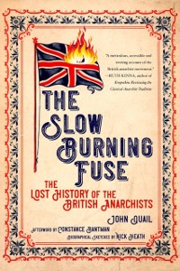 Cover Slow Burning Fuse