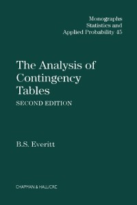 Cover Analysis of Contingency Tables