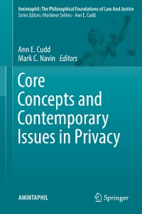 Cover Core Concepts and Contemporary Issues in Privacy