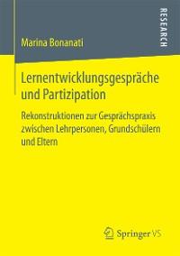 Cover Lernentwicklungsgespräche und Partizipation