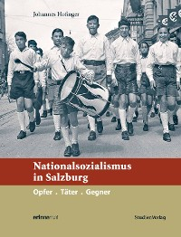 Cover Nationalsozialismus in Salzburg