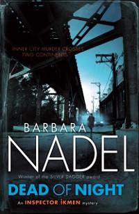 Cover Dead of Night (Inspector Ikmen Mystery 14)