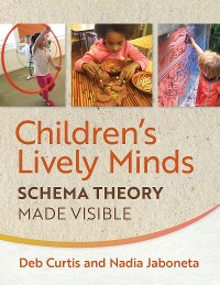 Cover Children's Lively Minds