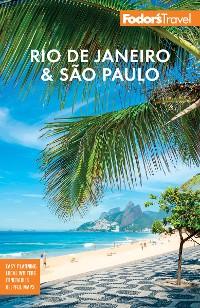 Cover Fodor's Rio de Janeiro & Sao Paulo