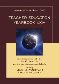 Cover Teacher Education Yearbook XXIV