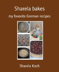 Cover Sharela bakes