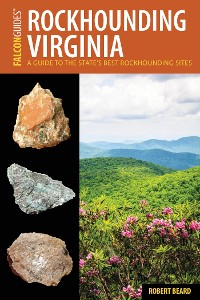 Cover Rockhounding Virginia