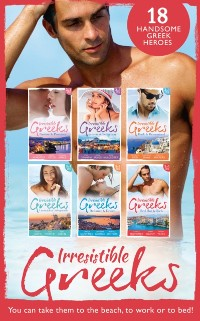 Cover Irresistible Greeks Collection