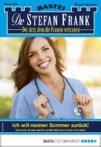Cover Dr. Stefan Frank 2561 - Arztroman