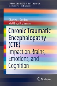 Cover Chronic Traumatic Encephalopathy (CTE)
