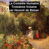 Cover La comedie humaine volue 3 - Scenes de la vie privee