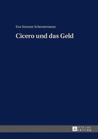 Cover Cicero und das Geld