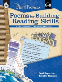Cover Poems for Building Reading Skills: The Poet and the Professor Levels 6–8