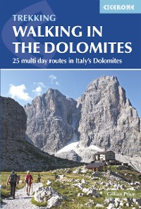 Cover Walking in the Dolomites